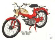 Sears Alstate Moped