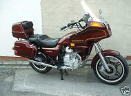 Honda GL500 Silverwing