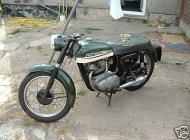 1960 Norton Jubilee 250