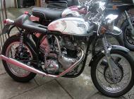 1961 Triton 750 Cafe Racer