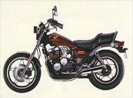 Honda CBX 400 Custom