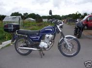 Honda CD250U-J