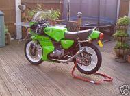 1975 Kawasaki KH250