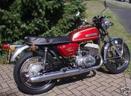 1977 Suzuki GT500