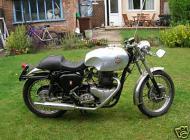 1960 BSA A10