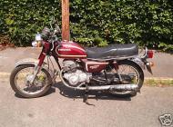 1985 Honda CD200 Benly