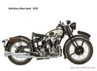 1933 Matchless Silver Hawk