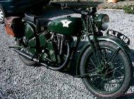 1939 Matchless G3 WD