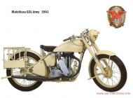 1941 Matchless G3L WD