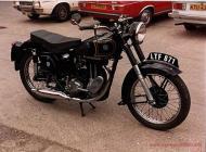 1950 AJS Model 18S