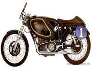 1954 AJS Model 7R