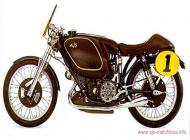 1954 AJS Porcupine
