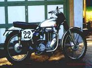1955 AJS Model 18CS