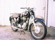 1955 Matchless G80S