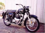 1956 Matchless G11