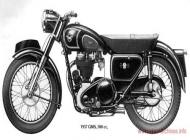 1957 Matchless G80S