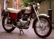 1958 Matchless G11CS