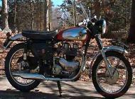 1961 Matchless G12CSR