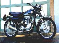 1961 Matchless G80 TCS