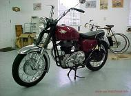 1966 Matchless G80S