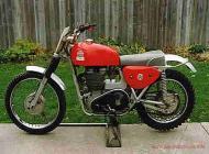 1967 Matchless G85CS