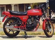 1986 Moto Morini 500 Strada