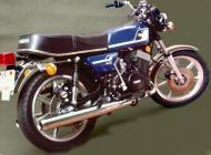1977 Yamaha RD400D