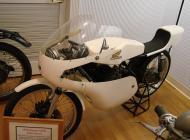 1976 Honda MTR 125cc racer