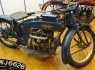 1927 Henderson Four