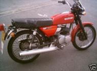 1981 Suzuki GP100