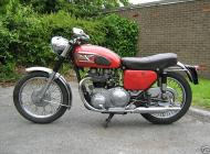 1962 Matchless G12 650