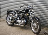 1972 Harley Davidson Sportster XLH 1000