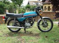 1982 Honda CB100