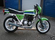 1981 Kawasaki GPZ550
