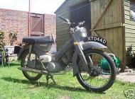 Suzuki M30 Moped