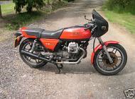 1979 Moto Guzzi Imola V35