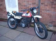 1979 Yamaha DT400