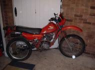 1982 Honda XL185