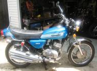 1974 Kawasaki S1