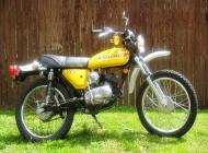 1977 Kawasaki KE100