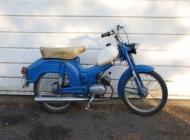 1965 Motobi 49cc Moped