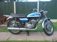 Suzuki T250 1972