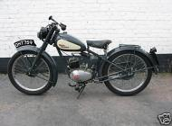 1952 Royal Enfield Flying Flea