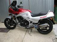 1986 Honda VF1000FF