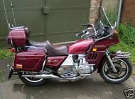 1982 Honda GL1100 Goldwing