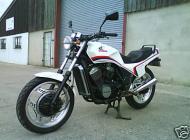 Honda VT 500E