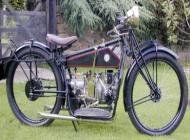 1921 ABC Flat Twin 398cc Sopwith Machine