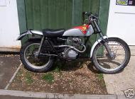 Honbda TL125 1975