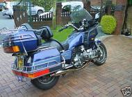 Honda Goldwing 1200GL Aspenacade