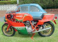 Ducati 900 Hailwood Replica